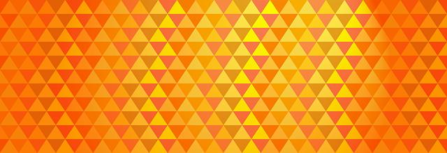 oranžové trojúhelníčky