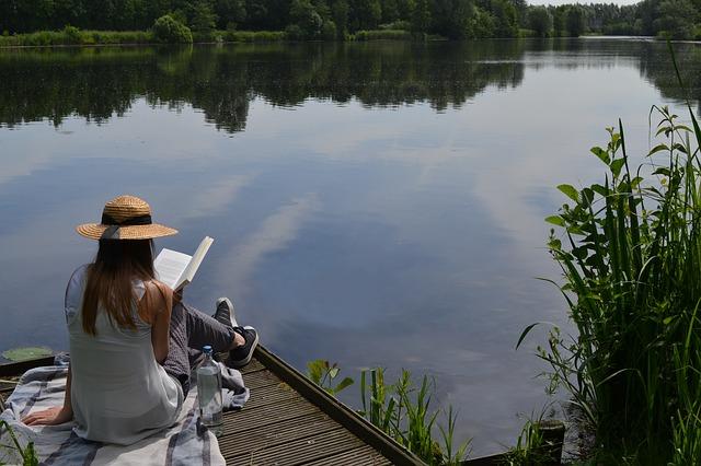 četba u jezera
