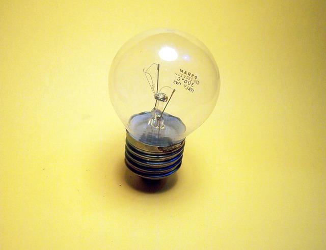 vláknová žárovka