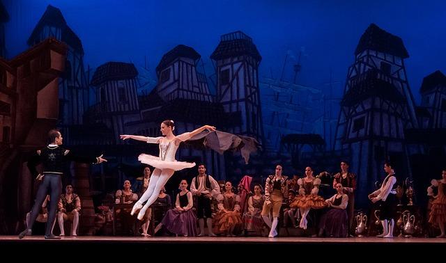 Balet, kultura, divadlo
