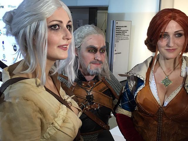 postavy z videoher