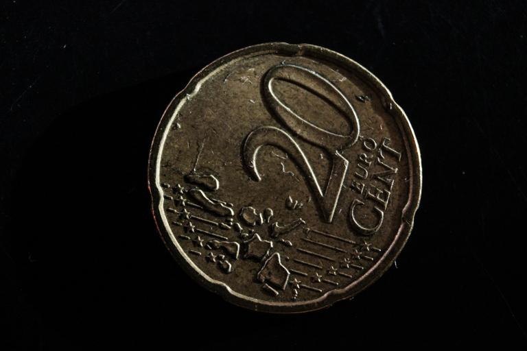 dvacet centů