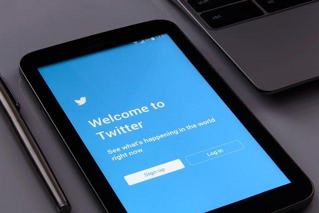 Twitter jako deníček jednadvacátého století